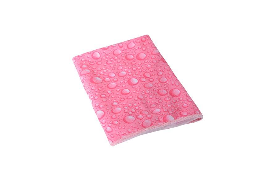 Svéd törlőkendő COLOR rózsszínű