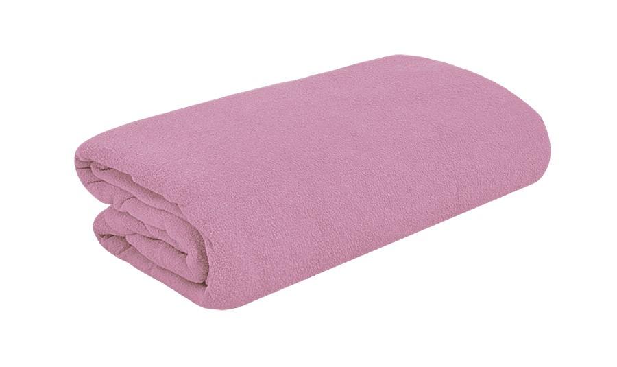 TOP Q frottír lepedő magasított matracra ORGONALILA 90x200 cm