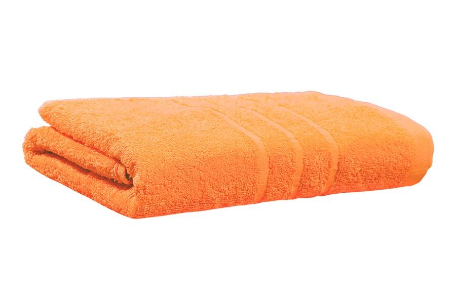 Fürdőlepedő KOMA narancs