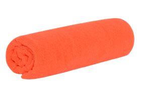 TOP narancssárga gyorsan száradó fürdőlepedő
