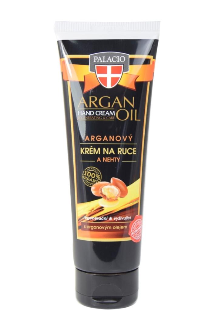 Argán kézkrém tubus 125 ml