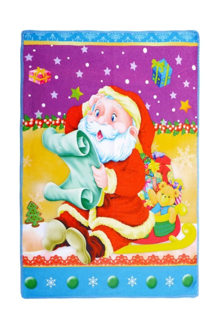 Karácsonyi törölköző TÉLAPÓ ÉS A LEVÉL