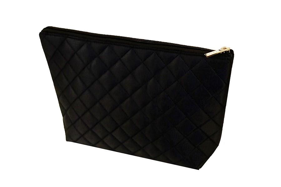 Kozmetikai táska SARA fekete