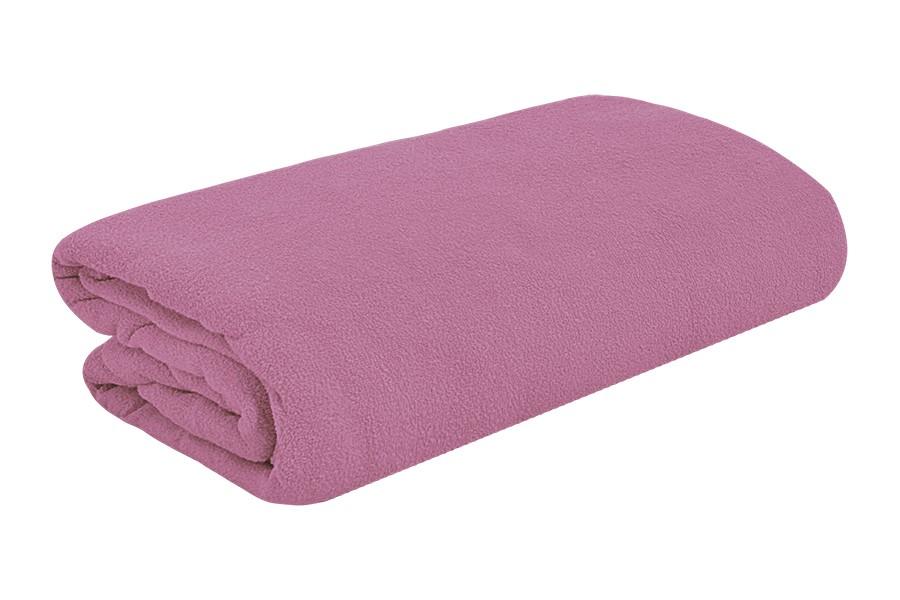 TOP Q frottír lepedő magasított matracra SZEDERLILA 90x200 cm