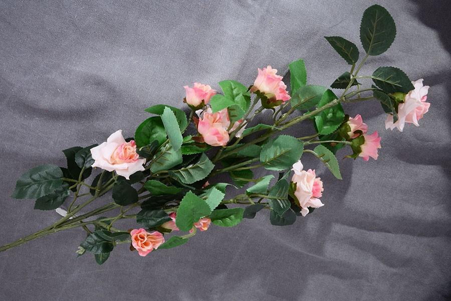 Művirág RÓZSA rózsaszín