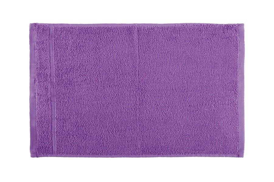 Törölköző KOMA 30x50 cm lila