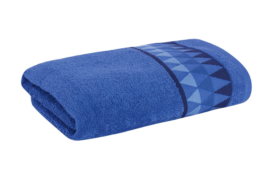 Fürdőlepedő VERGA kék