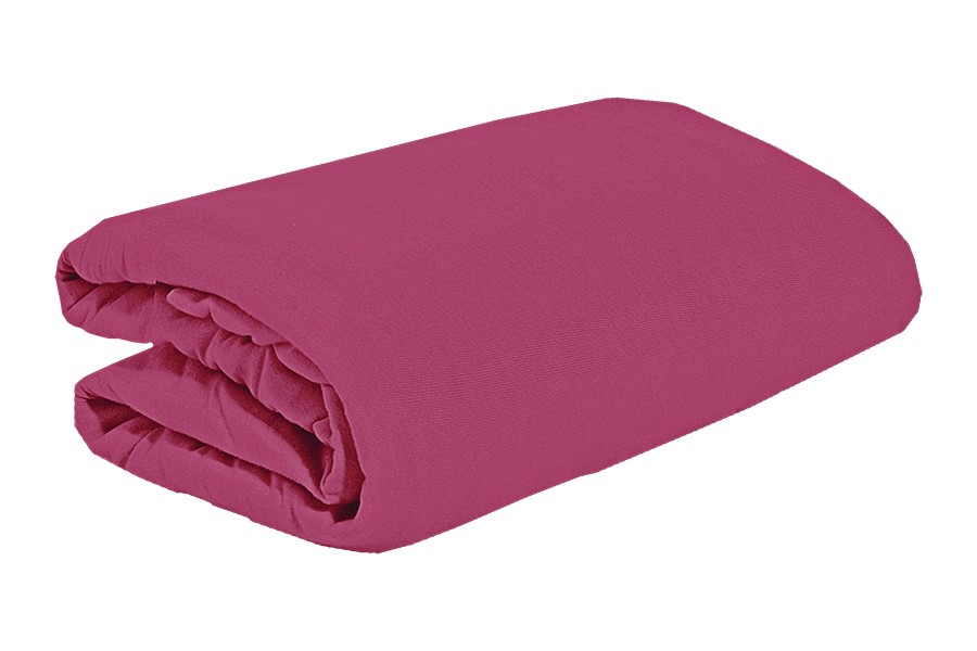TOP Q jersey lepedő magasított matracra LILA ORCHIDEA 180x200 cm