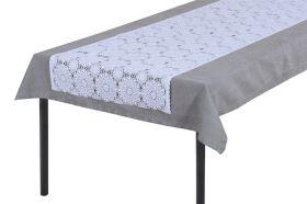 RONA PVC csipke futó 50x140 cm