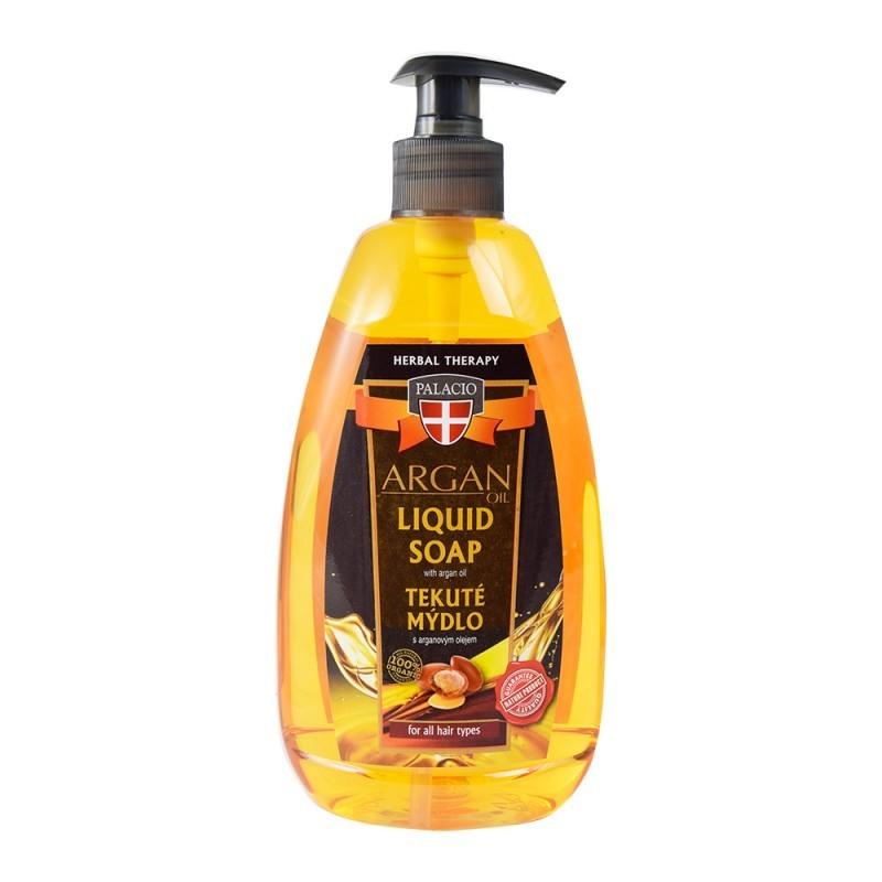 Pumpás argán folyékony szappan 500 ml