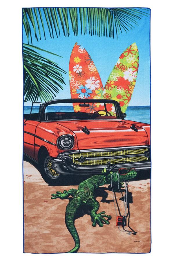 HAWAII strand fürdőlepedő
