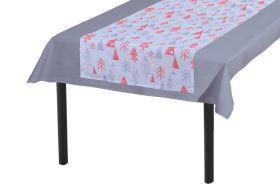 Asztali futó KARÁCSONYFA 40x160 cm