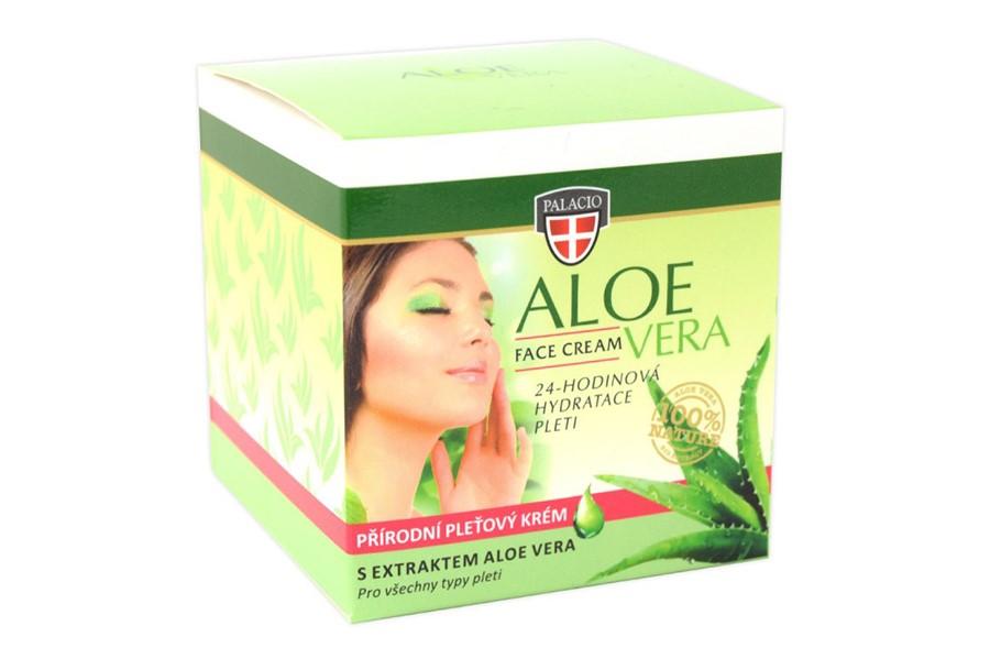 Aloe Vera arckrém 50 ml
