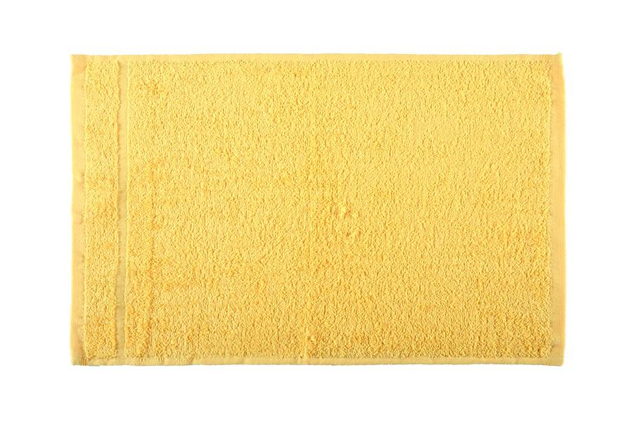 Törölköző KOMA 30x50 cm sárga