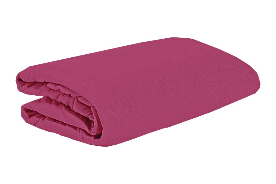 TOP Q jersey lepedő magasított matracra LILA ORCHIDEA  90x200 cm