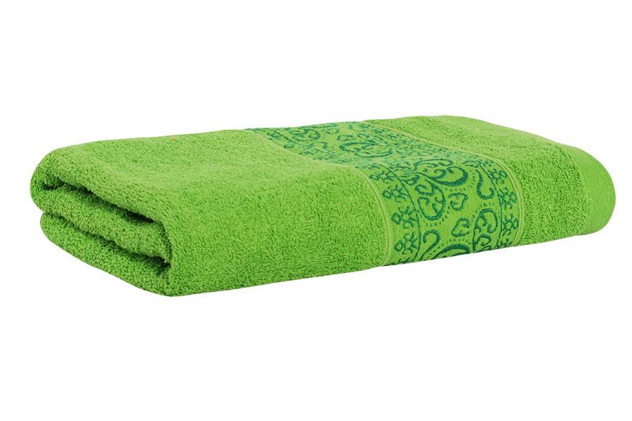 Fürdőlepedő KEFALA zöld