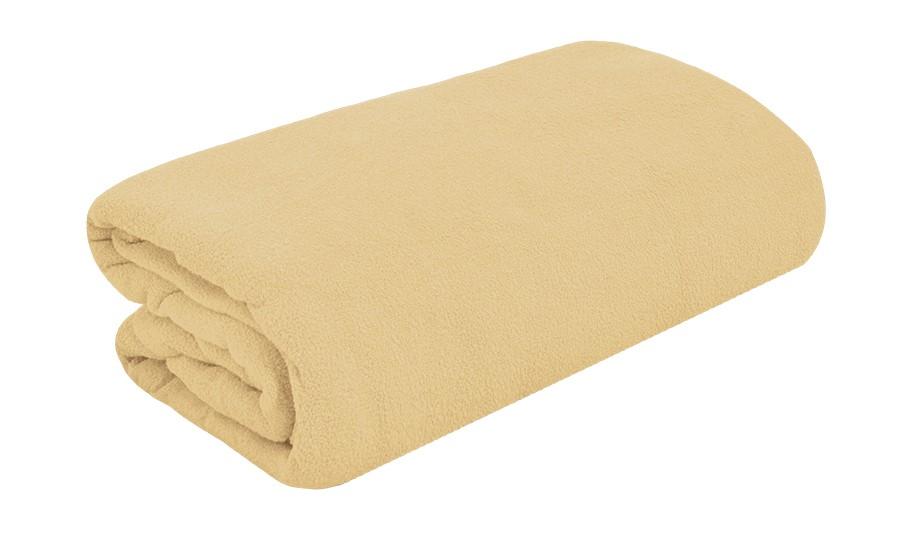 TOP Q frottír lepedő magasított matracra BÉZS 2 180x200 cm